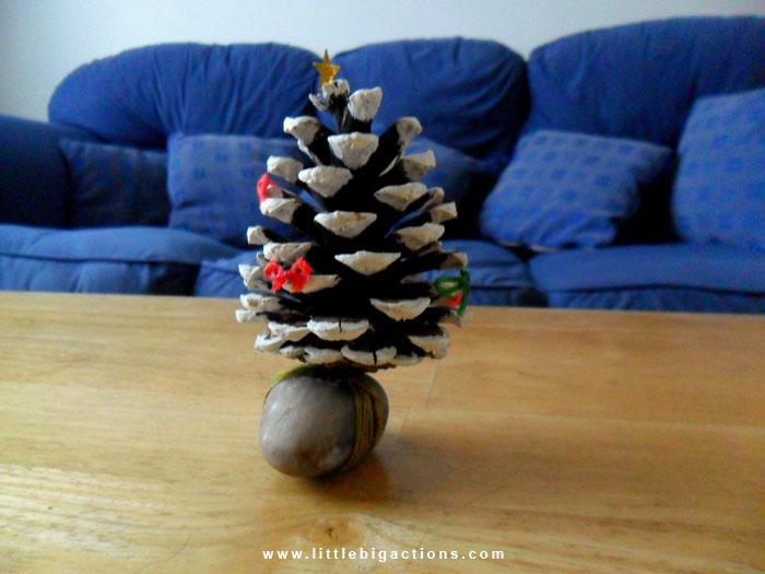 arbolito piña pino