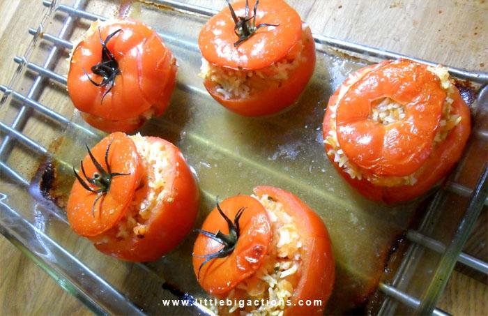 tomates listos
